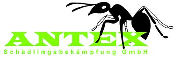ANTEX Schädlingsbekämpfung Logo